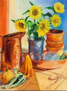 Barbara Glee Lucas Daffodils, Pansies, American Giant, Annual Plants, Flower Shape, Glee, Still Life, Shapes, Sunflowers