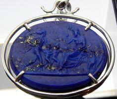 Glass Paste Cameo - Pasta Vitrea - Dogale jewellery Venezia Italia