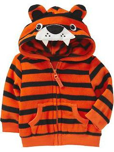 Halloween Critter Hoodies for Baby | Old Navy- in the boys section but could be unisex.