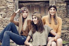 Hippie, boho-chic, ethnic style. Fashion, Casual Style. Rosebell turban - turbante / Estilo urbano - ropa informal