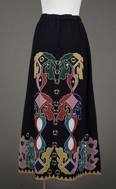 Prairie skirt.  Univ. Pa. Mus.  ac