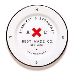 Best Made Seamless & Steadfast Enamel Steel Plates