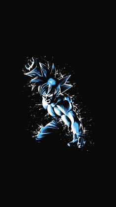 Z Wallpaper, Black Phone Wallpaper, Dragon Ball Gt, Black White Art, Ball Lights, Goku Ultra Instinct Wallpaper, Sweater Hoodie, Atlanta, Marble