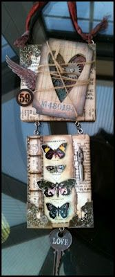 Tim Holtz workshop