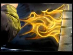 Real Fire - Step by Step - YouTube