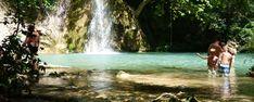 Zwemmen bij Le Vallon des Carmes