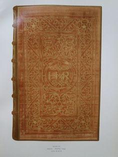 Boekgeschiedenis; William Younger Fletcher - English Bookbindings in the British Museum - 1895