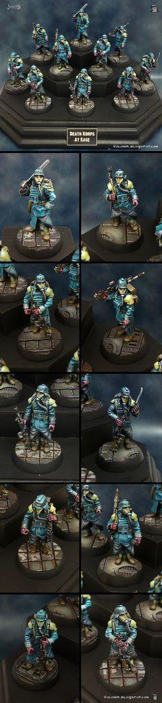 Death Korps of Krieg At Ease