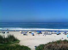 Salt Creek Beach in California