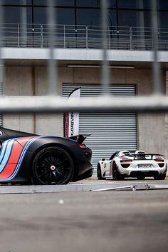 #Porsche #918 Spyder #SuperCar