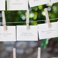 Name cards @Courtney Baker Gray