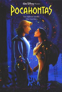 Pocahontas (1995). I'll never forget when my mom and older brother blind folded me and took me to see this movie. The jig was up as soon as I smelled popcorn! That was my seventh birthday & I had been begging to see Pocahontas.