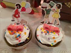 Belle & Boo #Cupcake #Fete #Festa #Birthday