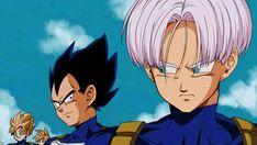 Future Trunks and Vegeta Dragon Ball Z, Vegeta And Trunks, Vegeta And Bulma, Fanart, Marvel Drawings, Dragon Images, Anime Manga, Photos, Illustration