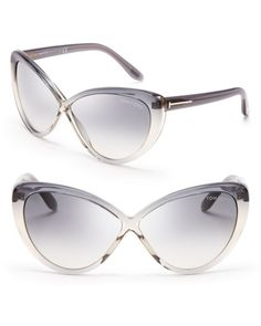 Tom Ford Madison Cat Eye Sunglasses