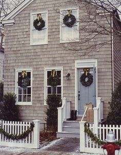 Christmas in New England: