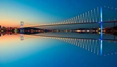 the Bosphorus Bridge :) İstanbul