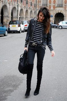 Street Style : Cuissardes  The Shoppeuse