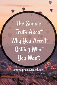 #universe #thetruth #inspiringstories #lifelessons #wordsofencouragement There really is only one reason why you aren't getting what you want and it just might shock you.  via @Iva Ursano|Amazing Me Movement