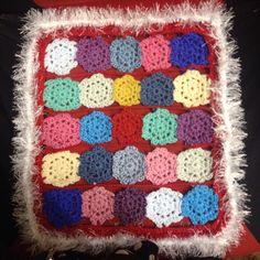 Crochet patches