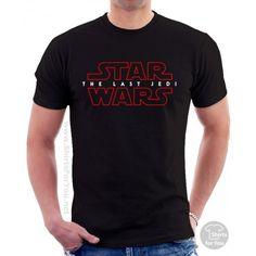 Star Wars The Last Jedi T Shirt Star Wars Prints, T Shirts Uk, Star Wars Poster, Star Wars Tshirt, Last Jedi, Stars, Mens Tops, Star