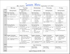Common Core Lesson Planning Template  Learning Targets