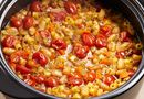 Pasta Fagioli with Italian Sausage #rockcrock #pamperedchef #recipe