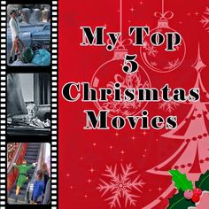 Family Strong: My Top 5 Christmas Movies