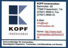 Biker Days Pfullenderf und Firmen, die die Biker Unterstützen.Thema: Der Sachverständige für Innen- und Trockenbau.
