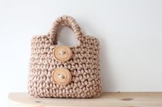 Big Button Little Purse - must have this!