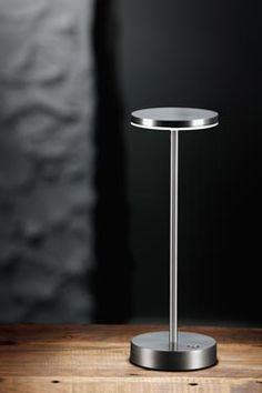 For a random light, Dilara from Holtkötter collection on vraimenbeau.com http://www.vraimentbeau.com/boutique/luminaire/lampe-de-bureau/lampe-de-bureau-a-eclairage-led-dilara-en-aluminium-batterie-lithium-ion.-holtkoetter-16020109/