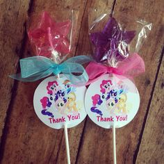 My Little Pony Birthday Name Banner My lil Pony by DoItAllDiva