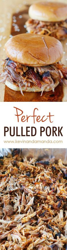 How to make authentic Southern Pulled Pork. You will be drooling while this is cooking! @kevinandamanda