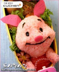 Piglet Bento