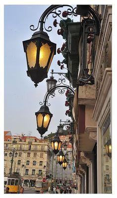 Lisbon, Portugal, via Alma Portuguesa.