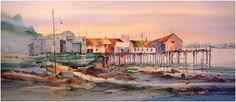 """Fidalgo Island Remnants"" - by John Ebner"