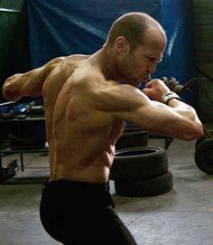 Jason Statham -I love him shirtless!!!!!