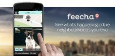 feecha, your neighbourhood news app