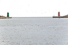 Tunisia-3121 - Jetty Lighthouses at Sousse | par archer10 (Dennis) 90M Views