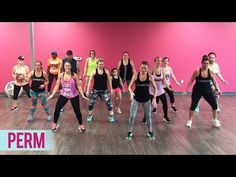 (5) Bruno Mars - Perm (Dance Fitness with Jessica) - YouTube