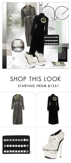 """""""New in Templates, feel free to use : )"""" by struga-art-80 ❤ liked on Polyvore featuring LUISA BECCARIA, Miu Miu, Tomasini, Versace, BeautyTrend, velvet, polyvorecommunity and Polyvoreoutfits"""