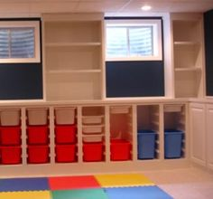 Custom Made Play Room by Cincinnati Woodcraft   CustomMade.com