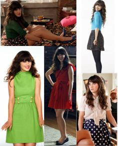 I love all her cute little dresses she wears on the show :) !!