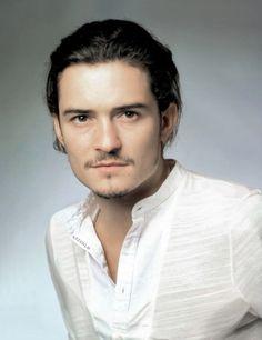 Orlando Bloom, male actor, celeb, hottie, portrait, photo