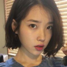 Cute Girl Photo, Cool Girl, Korean Girl, Asian Girl, Cute Lockscreens, Iu Fashion, I Love Girls, Dream Hair, Cute Icons