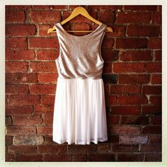 FATE shimmer dress