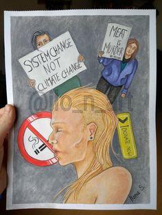 Guilty Conscience, Donate Now, Art Portfolio, Climate Change, My Arts, Instagram