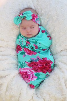 Dazzle.and.daze — Tiffany Swaddle Set