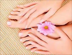 A pedicure is a way to improve the appearance of the feet and the nails similarly service to a manicure for hand. The word refers to superficial cosmetic treatment of the feet and toenails.at Dermabliss Skin rejuvenation Therapy Center prevent secutrity of nail diseases and nail disorders .