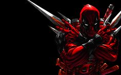 Deadpool Wade Wilson Marvel Comics Deadpool (comic Character)  1680x1050 HD Wallpaper